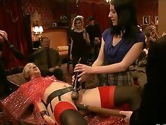 BDSM, Dylan Ryan, Fetish, Group Sex, Party,