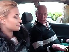 Blonde, Couple, Daddies, Old, Teen, Young,