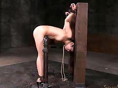 BDSM, Big Black Cock, Bondage, Dungeon, Ethnic, Fetish, Submissive, Torture,