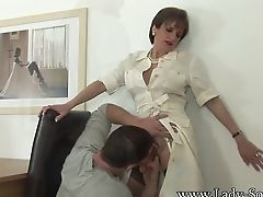 British, Cum Swallowing, Cumshot, Hardcore, Husband, MILF,