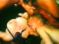 Big Tits, Compilation, Cumshot, German, Lingerie, Stockings, Threesome,