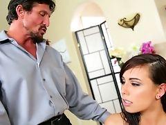 Anal Sex, Ass, Ass Fucking, Babe, Beauty, Big Tits, Blowjob, Boots, Brunette, Cowgirl,