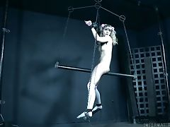 BDSM, Blonde, Bondage, Fetish, Submissive,