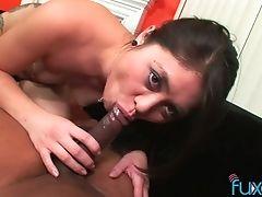 Big Black Cock, Blowjob, Brunette, Chinese, Ethnic, Handjob, Hardcore, Riding, Sexy, Slut,