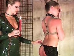 BDSM, Bondage, Experienced, Femdom, Fetish, Kinky, Lesbian,