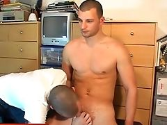 Cum, Dick, Drooling, Huge Cock, Hunk, Jerking, Massage,