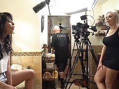 Bastidores , Por Trás Das Cenas, Estrela Pornô,
