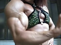 Amazing, Bodybuilder, Fetish, Muscular, Solo,