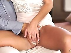 Blonde, Bold, Fingering, Licking, Old, Oral Sex, Perverted, Pussy, Wet,