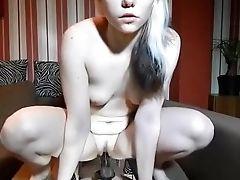 Dildo, Masturbace, Ježdění, Sexuální Hračky, Sólo, Náctileté,
